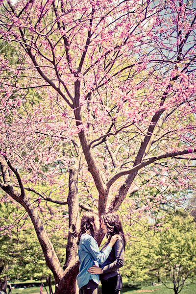 50711tiffanymereditheng010 Tiffany & Meredith Engagement Shoot | Prospect Park