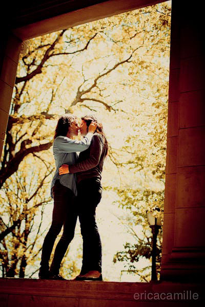 50711tiffanymereditheng167 Tiffany & Meredith Engagement Shoot | Prospect Park