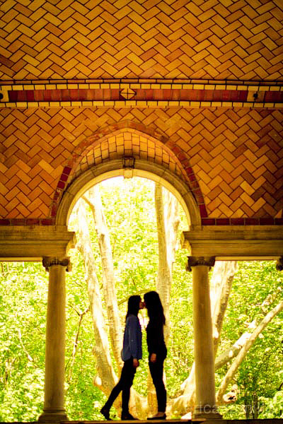 50711tiffanymereditheng188 Tiffany & Meredith Engagement Shoot | Prospect Park
