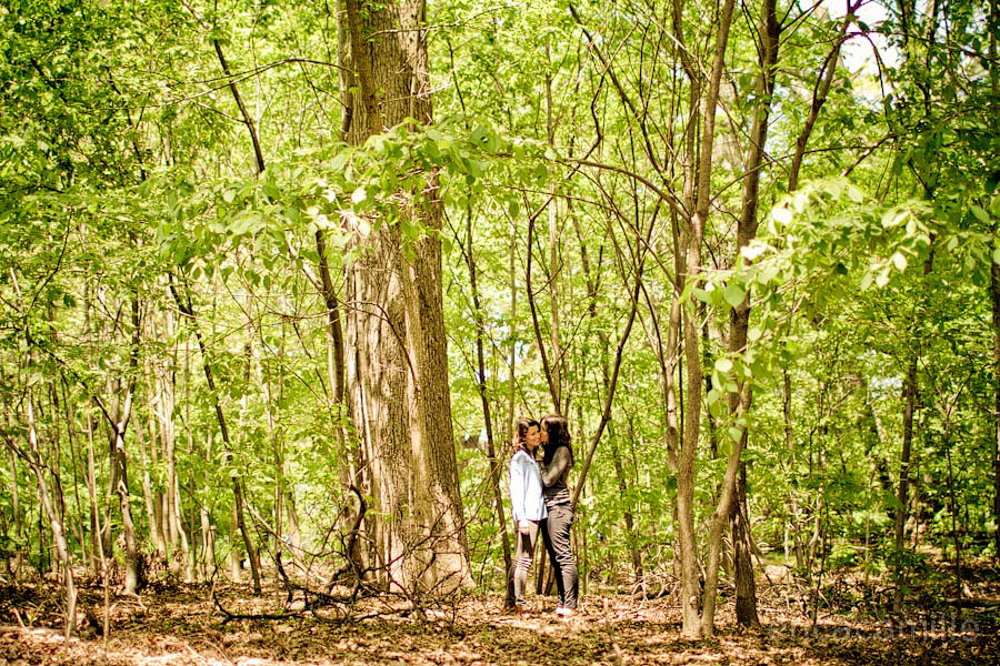50711tiffanymereditheng206 Tiffany & Meredith Engagement Shoot | Prospect Park