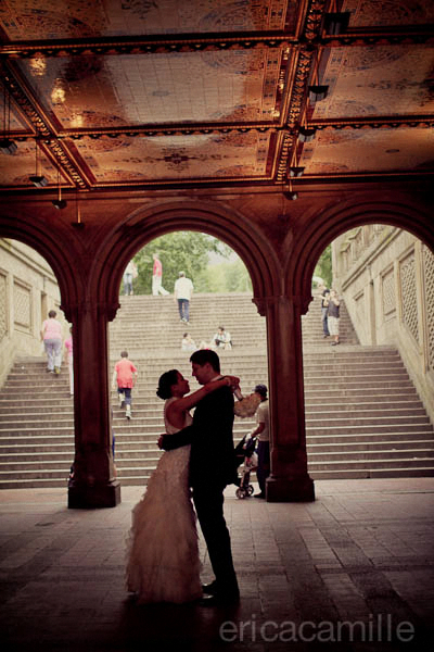 62611boathousewedding048 Ben + Leonor Wedding | Central Park Boathouse