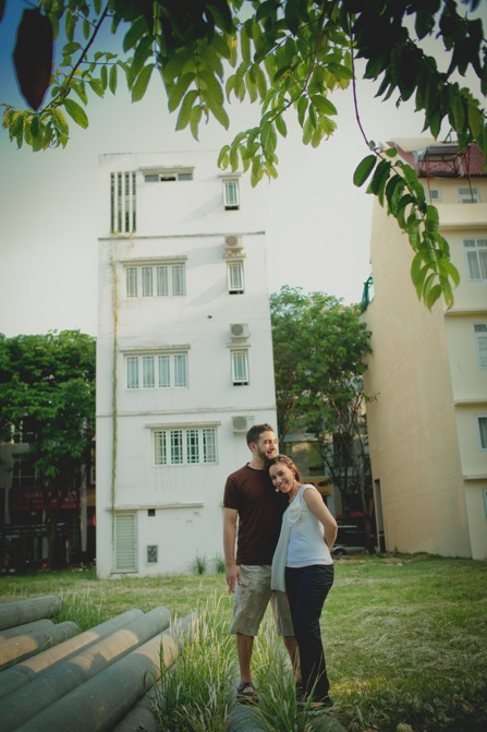 120412 165530 Jesse + Luisa | Epic Vietnam Engagment Shoot | Saigon