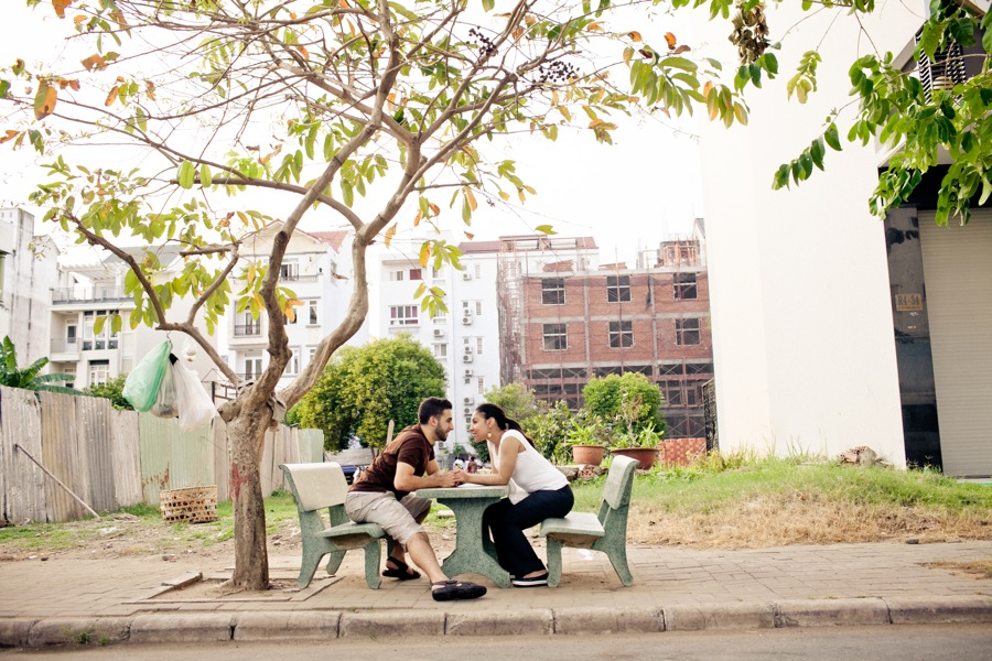 120412 170849 Jesse + Luisa | Epic Vietnam Engagment Shoot | Saigon