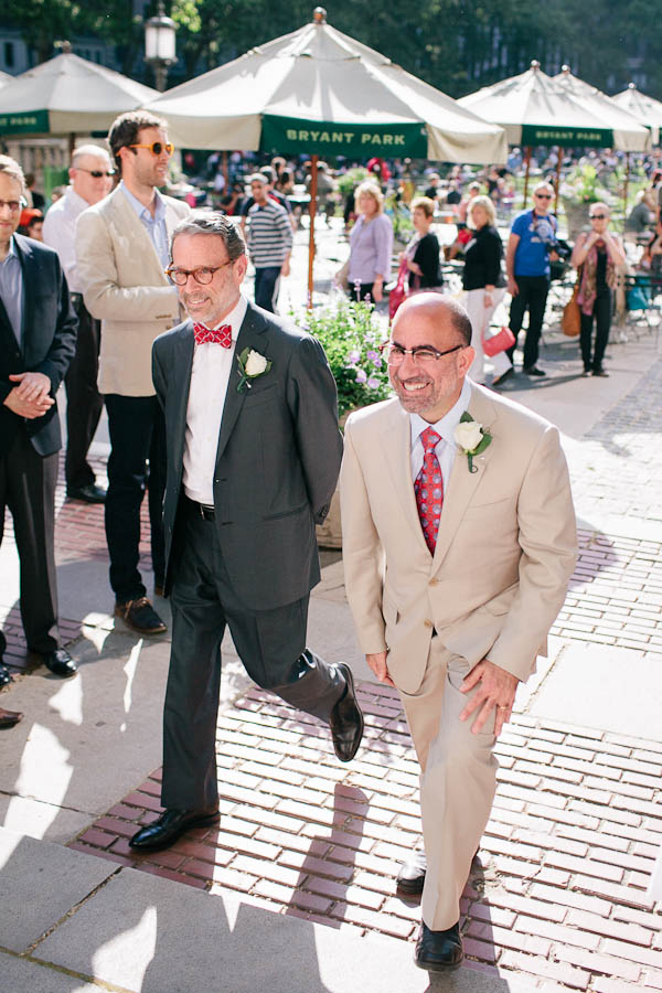 nycgayweddingphotography011 Brian + Ted | Braynt Park | New York City | Gay Wedding