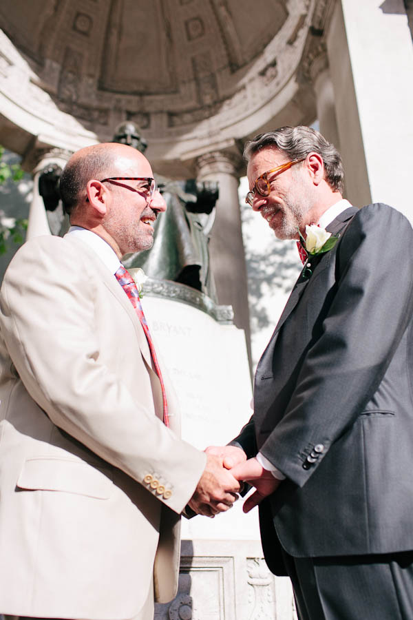 nycgayweddingphotography026 Brian + Ted | Braynt Park | New York City | Gay Wedding