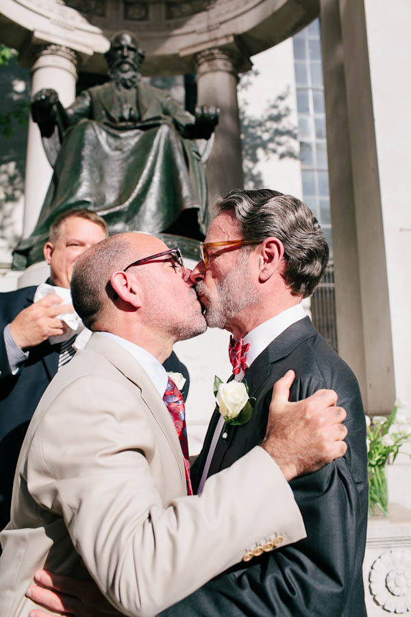 nycgayweddingphotography029 Brian + Ted | Braynt Park | New York City | Gay Wedding