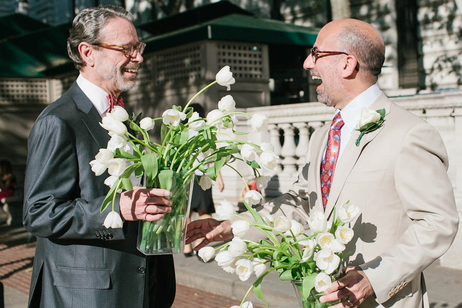 nycgayweddingphotography042 Brian + Ted | Braynt Park | New York City | Gay Wedding