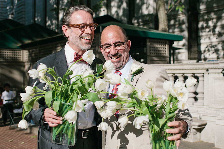 nycgayweddingphotography043 Brian + Ted | Braynt Park | New York City | Gay Wedding