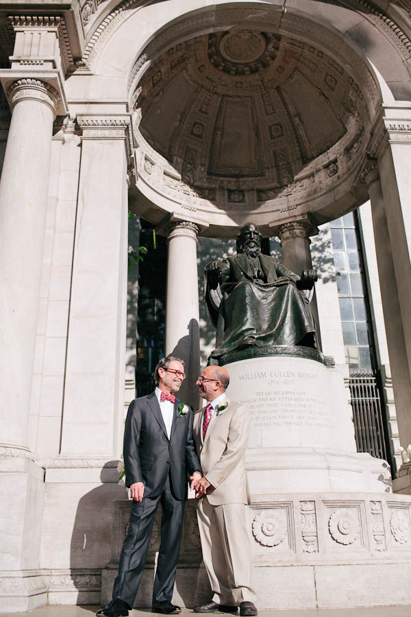 nycgayweddingphotography053 Brian + Ted | Braynt Park | New York City | Gay Wedding