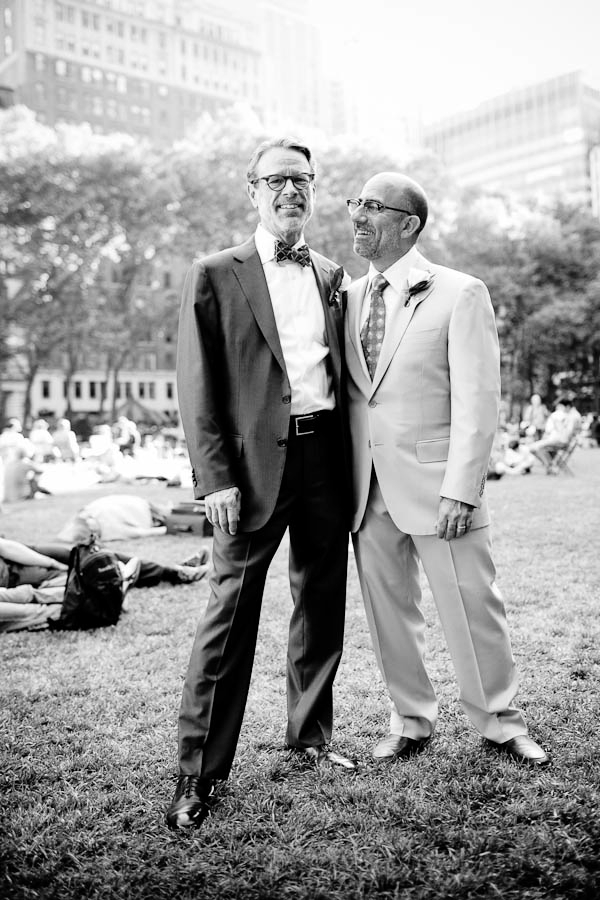 nycgayweddingphotography054 Brian + Ted | Braynt Park | New York City | Gay Wedding