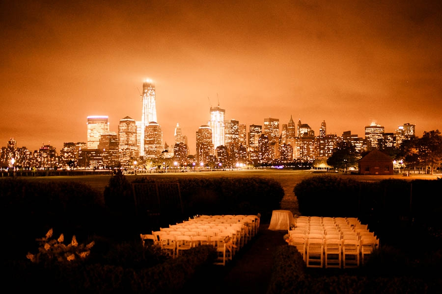 Liberty House Wedding / New York Wedding Photographer