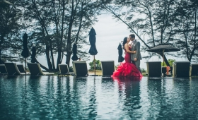 Sala Resort // Phuket Thailand Destination Wedding