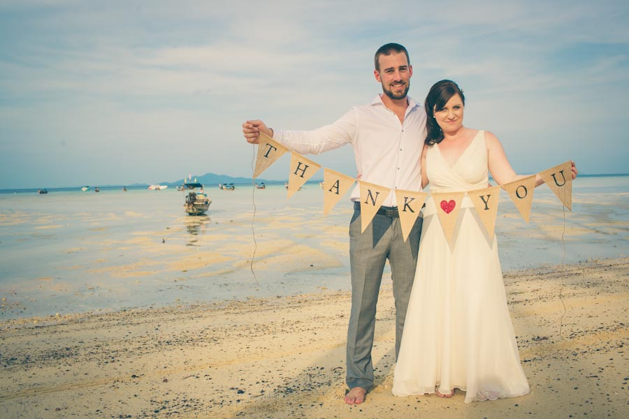 kohphiphiwedding042 Lauren + Steven | Koh Phi Phi | Thailand Destination Wedding