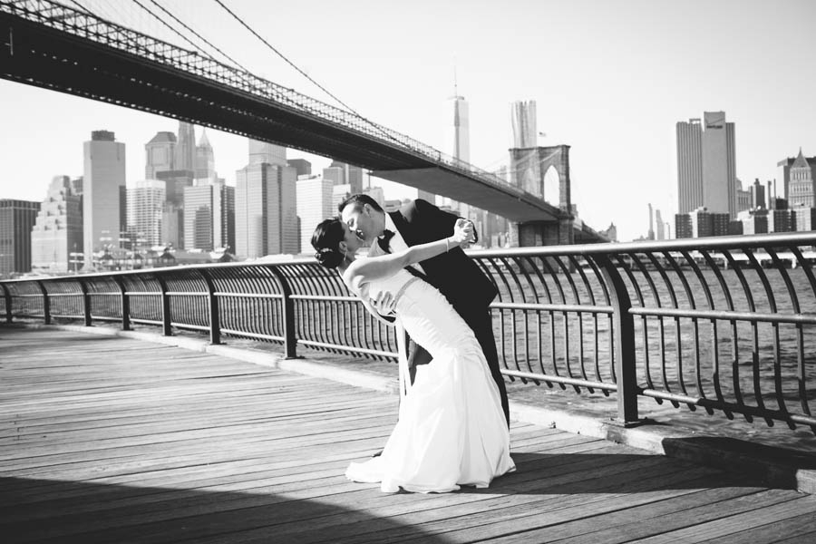 Regret, that nyc wedding will