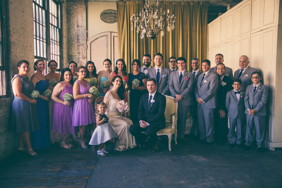 Metropolitan Building Wedding Long Island City